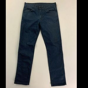 Levi's 511 Men's Blue Slim Fit Jeans Size 30x30